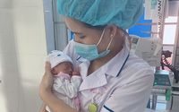 Bệnh viện tuyến huyện cứu sống bé sinh non nặng chỉ 1,1kg