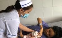 15 phút cứu sản phụ nguy kịch do mắc bệnh tim bẩm sinh