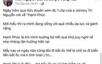 Tim vừa ẩn ý chuyện đoàn tụ, Trương Quỳnh Anh đã có phản ứng thờ ơ thế này
