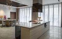 """Mê mẩn với căn hộ 350m² có """"view triệu đô"""" hướng ra bờ biển ở Quảng Ninh, không gian hiện đại nhưng vẫn hòa hợp với thiên nhiên"""