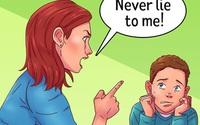11 điều mâu thuẫn khi dạy con