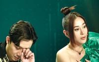 MC Trấn Thành bật khóc trước diện mạo thay đổi của cô gái 'quỷ mặt dài'