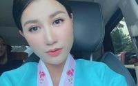 Trang Trần bất ngờ đăng trạng thái tâm trạng làm rộ lên nghi vấn trục trặc hôn nhân với chồng Việt kiều