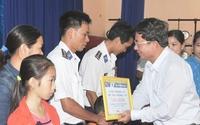 160 triệu đồng đến với con em Cảnh sát biển Vùng 2