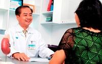40% phụ nữ Việt Nam bị bệnh són tiểu