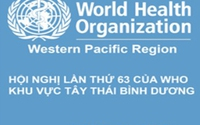 Việt Nam đăng cai Hội nghị WHO Tây Thái Bình Dương