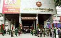 Bệnh viện trung ương Quân đội 108 với công tác đền ơn đáp nghĩa