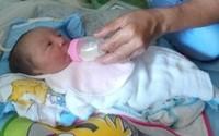 Cháu bé sinh ra không có chân tay đã qua đời