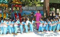 Huyện Krông Pắk tăng cường công tác bảo vệ và chăm sóc trẻ em