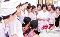 Đề án sàng lọc trước sinh và sơ sinh tại Vĩnh Long: Vì những em bé khỏe mạnh