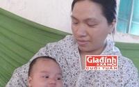Tình cảnh éo le của người vợ vừa sinh con đã chuẩn bị hiến thận cứu chồng