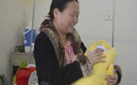 Cứu sống bé sinh non nặng 0,8 kg