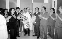 Bệnh viện đầu tiên của ngành y tế Hà Nội ghép thận thành công