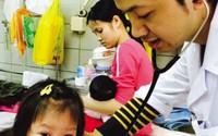 """Tiêm """"vét"""" mũi vaccine sởi cho khoảng 200.000 trẻ"""