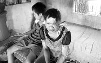 Mẹ tàn tật nuôi con bệnh hiểm nghèo