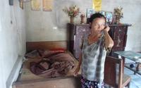 Mẹ chồng 60 tuổi gồng gánh nuôi con dâu tàn tật