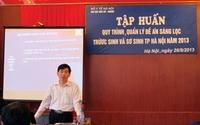 Hà Nội: Hơn 300 cán bộ được tập huấn sàng lọc trước sinh và sơ sinh