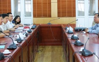Lãnh đạo Tổng cục DS-KHHGĐ tiếp Giám đốc Học viện Khoa học Dân số Quốc tế Mumbai