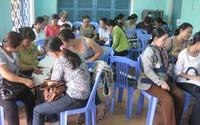 Tăng cường nâng cao trình độ chuyên môn cho cộng tác viên dân số