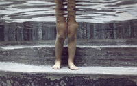 """Những thước ảnh """"thần tiên"""" khi trẻ em vui chơi dưới nước"""