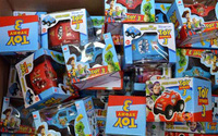 Hít khí độc từ đồ chơi Trung Quốc, 50 trẻ cấp cứu