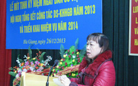 Hà Giang: Mít tinh kỷ niệm ngày dân số VN