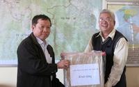 Tổng cục trưởng Dương Quốc Trọng thăm và làm việc tại huyện đảo Cồn Cỏ, Quảng Trị