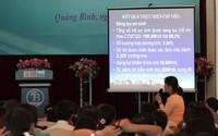 Xem xét đưa Quảng Bình vào Đề án can thiệp giảm thiểu mất cân bằng giới tính khi sinh
