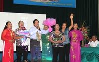 Đoan Hùng- Phú Thọ: Giao lưu các câu lạc bộ người cao tuổi