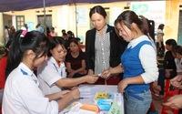 Thái Nguyên: Ra quân chiến dịch truyền thông lồng ghép cung cấp dịch vụ CSSKSS/KHHGĐ