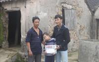 Ám ảnh khuôn mặt vẹo vọ đáng thương của cậu bé nghèo xứ Nghệ
