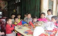 Ấm áp ánh mắt cười vui của 5 đứa trẻ mồ côi ở Hương Khê
