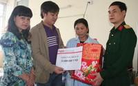 Cậu bé mồ côi Vũ Hồng Ngọc Sơn đã được phẫu thuật