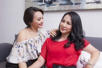 Nàng dâu Bảo Thanh làm mẫu cùng mẹ chồng Lan Hương