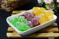 Chẳng cần khéo tay mẹ cũng tự làm kẹo dẻo 3 màu bổ sung vitamin cho bé ăn siêu ngon