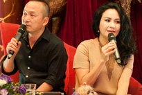 """Trước Quốc Trung, Phú Quang đã từng nản vì cái """"điên"""" của Thanh Lam"""