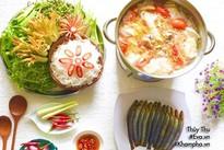 Cách nấu lẩu cá kèo nóng hổi vừa ăn vừa thổi ngày se lạnh