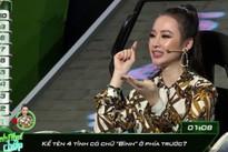 Angela Phương Trinh khiến khán giả ngỡ ngàng khi chơi 'Nhanh như chớp'