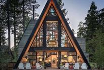 Ngôi nhà nhỏ trong rừng đẹp như bước ra từ cổ tích, rất thân thiện với thiên nhiên