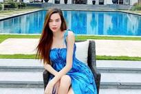 Thời trang bầu sang chảnh của Hồ Ngọc Hà