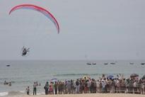 """Khai mạc """"Dù bay quốc tế Đà Nẵng 2012"""""""