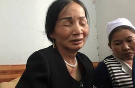Mẹ chồng khóc nghẹn khi biết tin con dâu làm nghề xe ôm bị sát hại
