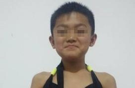 Nhờ bức ảnh hài hước nghìn share trên mạng xã hội, bố mẹ may mắn tìm lại được con trai đi lạc