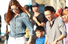Hà Hồ - Cường Đô la vẫn là bố mẹ của Subeo nhưng cuộc sống đã đổi khác