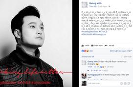 Cộng đồng mạng dậy sóng vì loạt status thiếu chữ của sao Việt