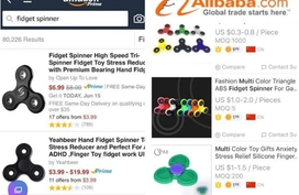 Buôn hàng Alibaba Tàu, gán danh Amazon Mỹ: Shop online lãi gấp 3
