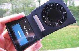 Điểm danh những chiếc điện thoại kỳ quặc nhất thế giới