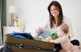 Những món đồ nhất định phải mang theo nếu đưa trẻ đi du lịch