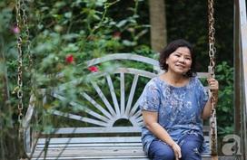 NSND Thanh Hoa sống bình yên trong nhà vườn rộng 1000m²