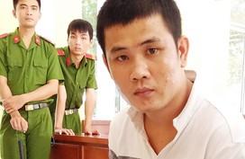 Hung thủ cầm dao đâm chết hàng xóm lĩnh 18 năm tù